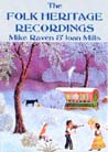 Album cover - The Folk Heritage Recordings - Michael Raven and Joan Mills