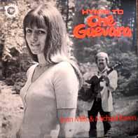 Album cover - Hymn to Che Guevara