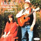 Album cover - Recital - Michael Raven and Joan Mills