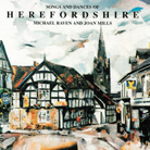 Album cover - Songs and dances of Herefordshire, Michael Raven and Joan Mills
