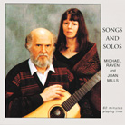 Album cover - Songs and Solos - Michael Raven and Joan Mills