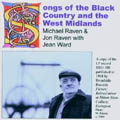 Album cover - Songs of the Black Country and West Midlands